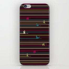 Duck Trails iPhone Skin