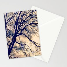 Naked Trees Stationery Cards