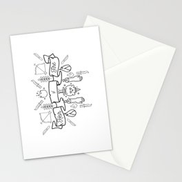 Heir of Fire Stationery Cards