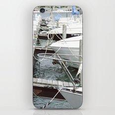 Marina Hues iPhone & iPod Skin