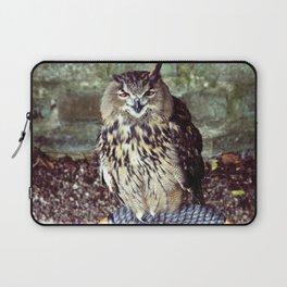 Happy Owl. Laptop Sleeve