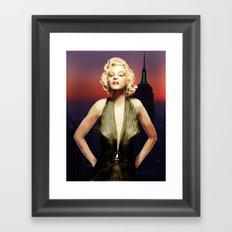 Marilyn Forever Framed Art Print