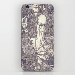 Rapunzel iPhone Skin