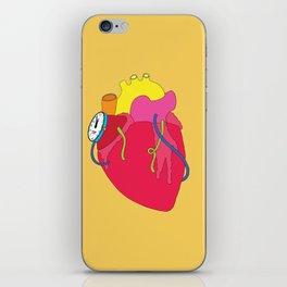 Countdown Heart iPhone Skin