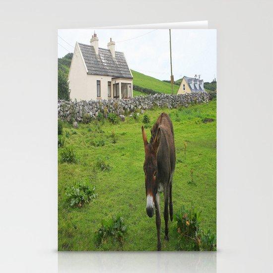 Irish Cottage Stationery Cards