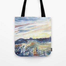 Surf Lodge Montauk Tote Bag
