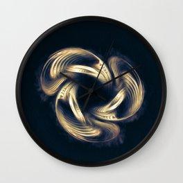 Abstract Art - Rebirth Wall Clock