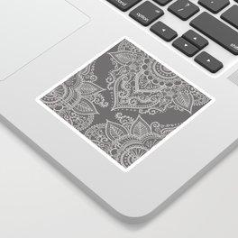 BOHO ORNAMENT 1C Sticker