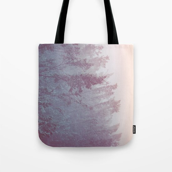 Dawn Frost Tote Bag