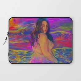 Hermosa sirena Laptop Sleeve