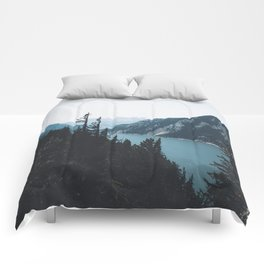 Columbia River Gorge V Comforters