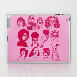 Babes of Summer Laptop & iPad Skin