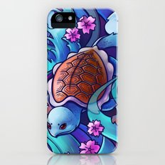 Water Turtle iPhone (5, 5s) Slim Case