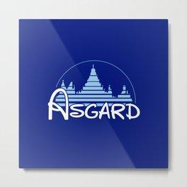 Asgard Metal Print