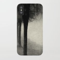 Twins in the Forest iPhone X Slim Case