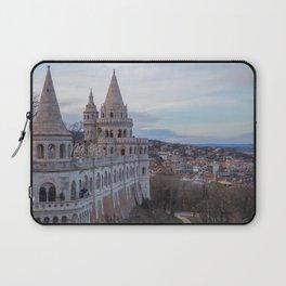Fisherman's Bastion - Budapest Laptop Sleeve