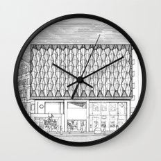 Oxford Street Wall Clock