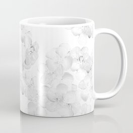 Soft White Country Home Southern Buttercup Flowers Pattern  Coffee Mug