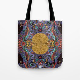 A Bad Case of the Visions. Tote Bag