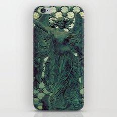 ColnaCrypt1 iPhone & iPod Skin