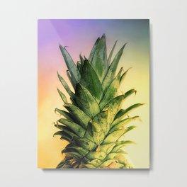Summer Tropic Metal Print