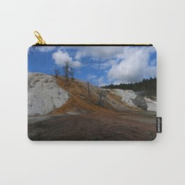 Mammoth Hot Spring Colors Carry-All Pouch
