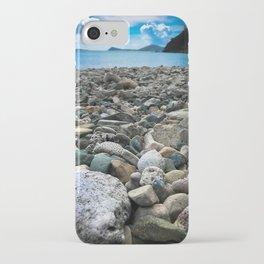 Coral Beach iPhone Case