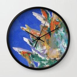 Ilha do Bananal (Bananal Island) Wall Clock