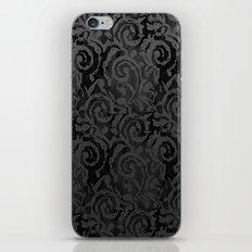 Black Lace iPhone & iPod Skin