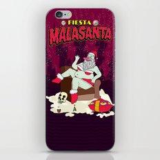 MALASANTA iPhone & iPod Skin