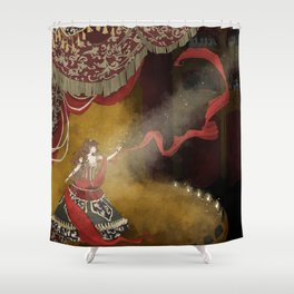 Think of me Shower Curtain