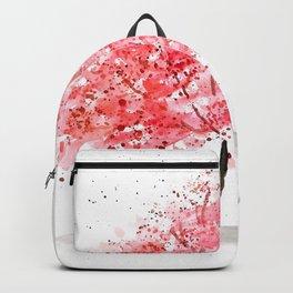 Kwanzan Cherry Tree Backpack
