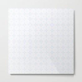 Ruth Pattern Metal Print