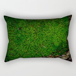 Bossy Mossy Rectangular Pillow