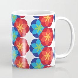 Twin Blooms Coffee Mug