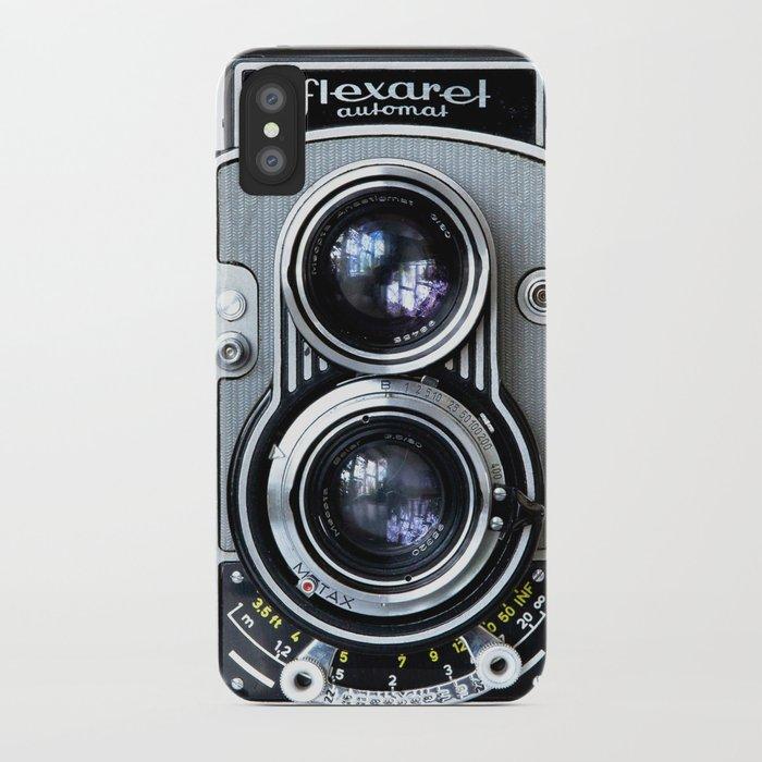 Flexaret Vinatge Camera iPhone Case