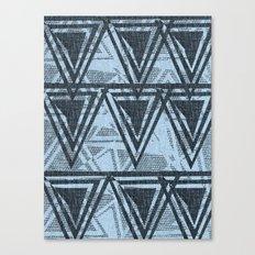 Geometric - Deko Canvas Print