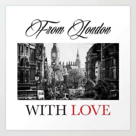 London Art Print