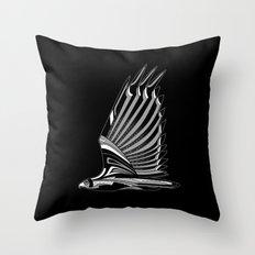 Hawk Deco III Throw Pillow