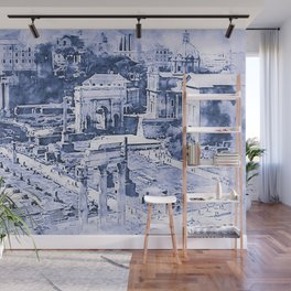 Rome Imperial Fora Wall Mural