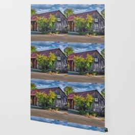 Pottery Barn Wallpaper