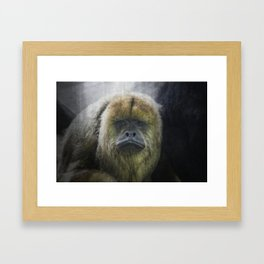 Emotionally Expressed Framed Art Print
