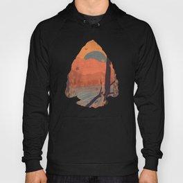 Autumn in the Gorge... - Arrowhead Hoody