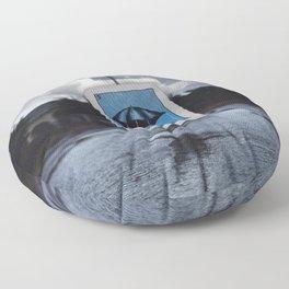 El Paraguas Floor Pillow