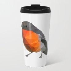 Geo - Robin Metal Travel Mug