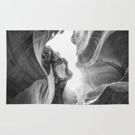 ANTELOPE CANYON III / Arizona Desert Rug