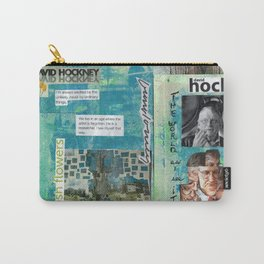 David Hockney Carry-All Pouch