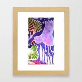 birdo Framed Art Print