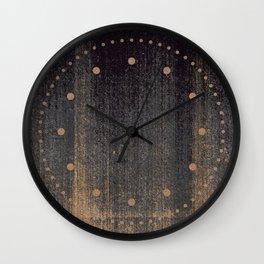 SCRATCHES / Seven Wall Clock