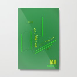 IAH Metal Print